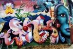 Caltanissetta, ecco l'area dei graffiti liberi
