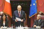 Napolitano boccia il Federalismo