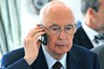 Rischio crisi di governo, partiti a colloqui con Napolitano