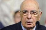 Napolitano stringe i tempi: ipotesi del governo politico con tecnici