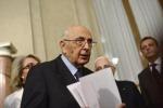 """Intercettazioni Napolitano, Cassazione: """"Vanno distrutte"""""""