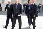 Napolitano: la parola ora passi ai partiti e al mio successore