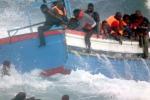 Naufragio Lampedusa, trovato un cadavere