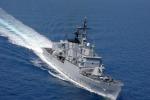 Un missile libico contro una nave italiana