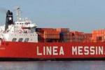 Rischia naufragio mercantile italiano: persi dei container