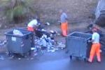 Operatori ecologici senza salario a Nicosia