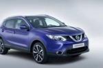Nissan, in Italia a febbraio la seconda generazione di Qashqai