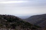 Buio e discariche nelle colline di Noto