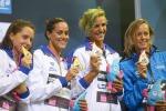 Europei di nuoto, all'Italia medaglia di bronzo nella staffetta