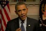Il presidente Obama è a Roma