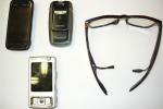 All'esame della patente con microfono e bluethoot dentro gli occhiali da vista
