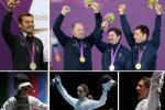 Olimpiadi, pioggia di medaglie per l'Italia: storico tris nel fioretto