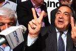 Palermo, Orlando giura da sindaco e si dimette da parlamentare