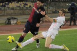 La dura legge dell'ex: sconfitta a Cagliari per 2 a 1