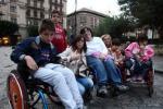 Cappella Palatina, restano fuori venti disabili