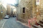 Nicosia, Palazzo Caprini si sta sbriciolando