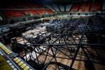 Crolla il palco per il concerto della Pausini: muore un operaio