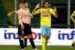 Napoli troppo forte: rosanero sconfitti 3 a 1