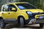 Fiat: arriveranno a settembre Panda e Freemont in versione Cross