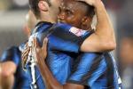 L'Inter sulla vetta del mondo