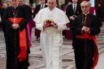 Lampedusa, una Fiat decappottabile per il Papa