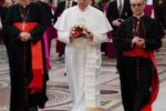 """Papa Francesco: """"Wojtyla e Roncalli santi il 27 aprile"""""""