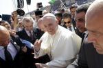 """Il Papa in Terra Santa: """"Stop alla guerra in Siria, Dio converta i violenti"""""""