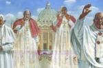 Più di trecento agrigentini a Roma per ringraziare Papa Giovanni Paolo II e Papa Giovanni XXIII