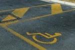 Parcheggi per disabili ad Agrigento, rimossi quelli illegali