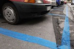 Strisce blu a San Cataldo, scade contratto Rifondazione: eliminiamole e si ripristini il disco orario
