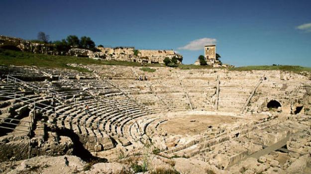 segnaletica parco archeologico siracusa, Siracusa, Cultura