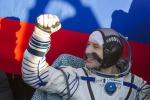 Missione compiuta per Parmitano: l'astronauta torna sulla terra