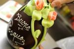 Uova di Pasqua, dolcezza e arte In Sicilia è già caccia alle più belle