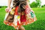 Abbigliamento fatto a... pezzi: va forte la patchwork mania
