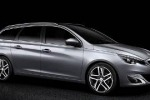 Debutterà a marzo a Ginevra la Peugeot 308 Station Wagon