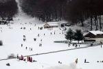 Bufera di neve a Piano Battaglia: salvati 30 turisti