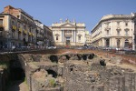 Catania, sos impianti Sportivi in piazza