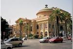 Ladri in pieno centro a Palermo, rubato un gazebo in piazza Verdi