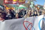 Palermo, gli ex Pip bloccano la città