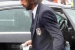 """Mondiali, gli azzurri tornano in Italia e Pirlo ci ripensa: """"Se il nuovo c.t ha bisogno di me..."""""""
