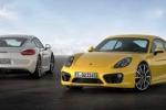 La nuova Porsche Cayman sarà lanciata in Italia a marzo 2013