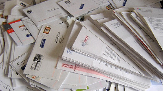 lettere non consegnate, postino india, Sicilia, Mondo