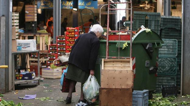famiglie in difficoltà, report povertà a Niscemi, Caltanissetta, Economia
