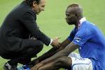 """Nazionale, messaggio di Prandelli a Balotelli: """"Non perda il sorriso"""""""