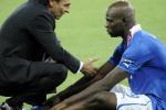 "Balotelli, l'investitura di Prandelli: ""Mondiale senza di lui è impensabile"""