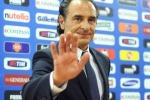 """Calcioscommesse, Prandelli: """"Se serve non andiamo agli Europei"""""""
