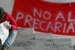 Digiuni da sei giorni, continua la protesta dei precari