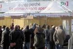 Primarie Pd, in Sicilia gente in fila dalle 8