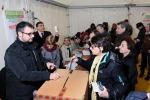 Primarie centrosinistra, 3.5 milioni al voto Ballottaggio Bersani-Renzi