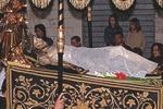 Derubato in processione il Cristo alla colonna di Adrano